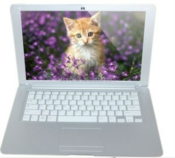 "shenzhen 2014 new 13.3"" inch ultra thin android laptop netbook"