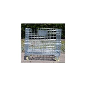 Hot Sale Cheap Roll Cages Roll Container Roll Pallet Metal Warehouse Storage Cart