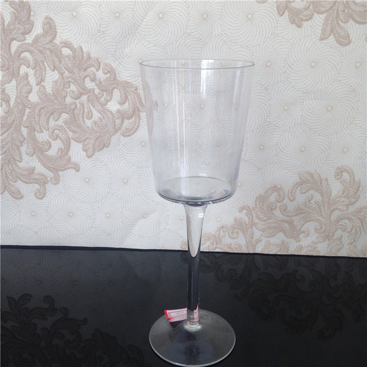 cheap stock glass Glassware Manufacturer crystal red wine glass