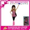 Plastic Material Beauty Silicone Child Doll For Sale Cheap