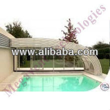 Retractable Pool Enclosures, Retractable Pool Enclosures Suppliers And  Manufacturers At Alibaba.com