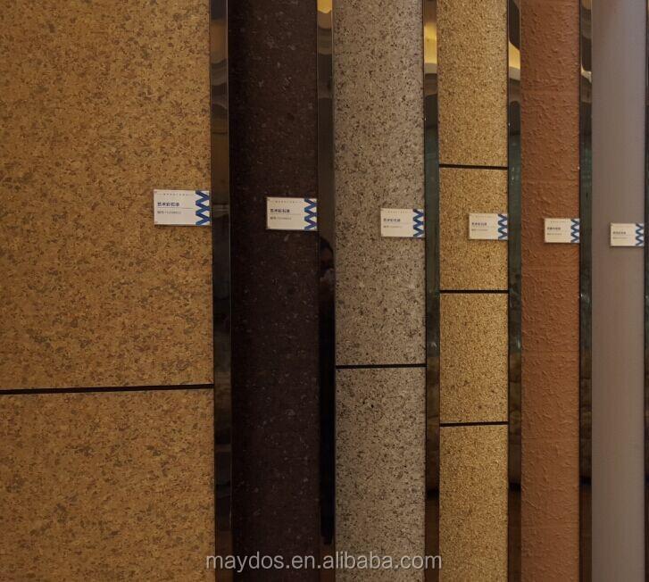 Maydos Natural Sand Stone Texture Exterior Wall Paint