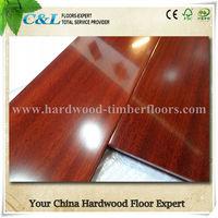 China Iroko Hardwood Flooring With Bulk Price