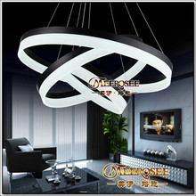 Newly Modern High Quality China Supplier LED Acrylic Round Pendant Light MD5060