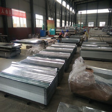 Full Hard Galvanized Corrugated Roofing Sheet Roof Tile for houses