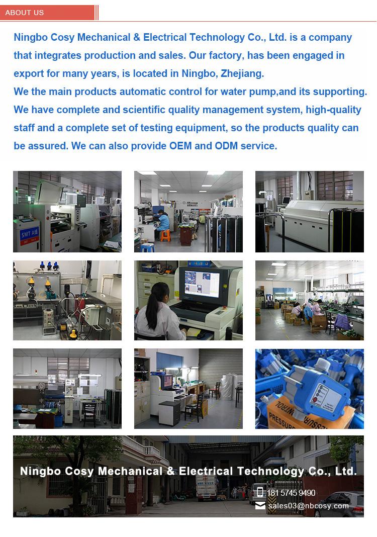 PCBA OEM su pompası kontrol devre PCBA meclisi