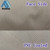 NTPF1190 70D 190T nylon taffeta pvc raincoat fabric