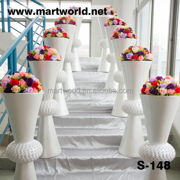 Golden resin material wedding pillarwedding walk way stand for golden resin material wedding pillarwedding walk way stand for wedding decorationevents waik junglespirit