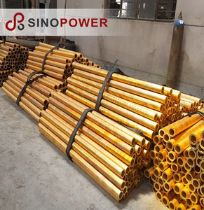 Yellow Brass Tubes Bars Horizontal Continuous Casting Machine Plant Foundry
