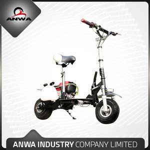 4 stroke gas scooter 49cc