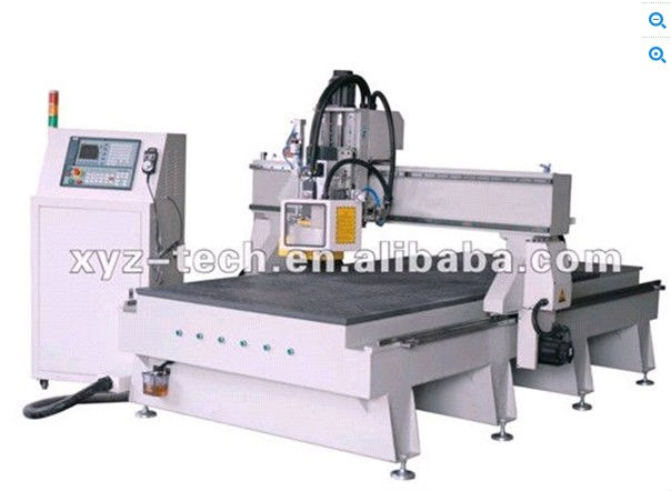 JINAN XJ1325 CNC router for wood with CE