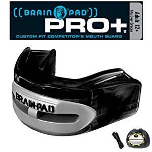 Mouthpiece: Brain Pad Pro Plus Mouth Guard Adult