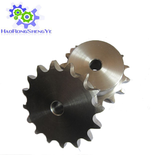 Large quantity standard sprockets in stock