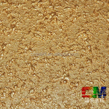 Decorative Wall Coatings exterior Texture Spray Metallic Texture