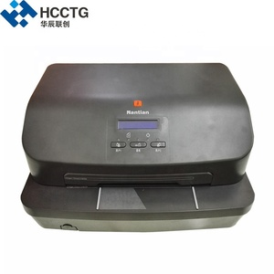 A4 RS232 24 Pin Dot Matrix Multifunction Bank Passbook Printer MB-2