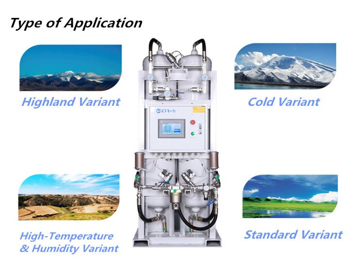 On-site Medical PSA Oxigen Production Plant Oxygen Generator for Sale