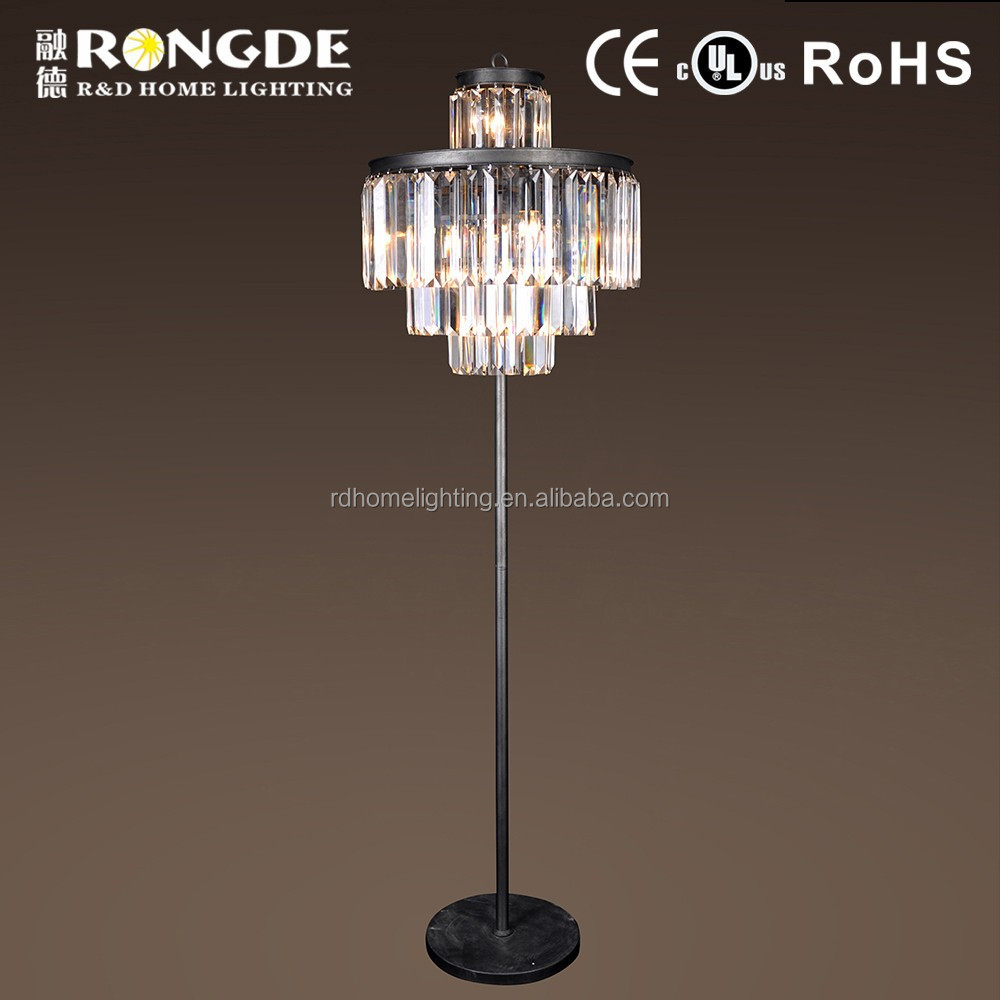 Crystal chandelier floor lamp - Modern Crystal Chandelier Floor Lamp Modern Crystal Chandelier Floor Lamp Suppliers And Manufacturers At Alibaba Com