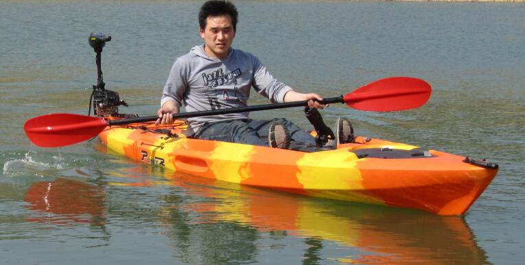 seule puissance de p che en kayak avec moteur lectrique moteur canoe kayak id de produit. Black Bedroom Furniture Sets. Home Design Ideas