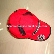 custom mesh running cap/mesh sports hat baseball cap/dry fit running hat