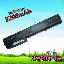 14.8v BatteryFor HP COMPAQ 8200 8400 8500 9400 NC8200 nc8230 nc8430 nx8200 nx8420 nx9420 Mobile Workstation 8710w nw8240 nw8440