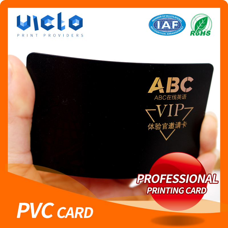 Professional manufacturer printing pvc card making supplies for hospital