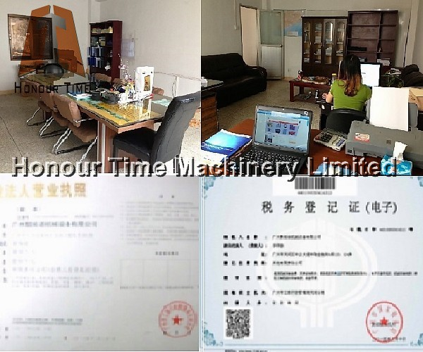 Office Business license and tax registration