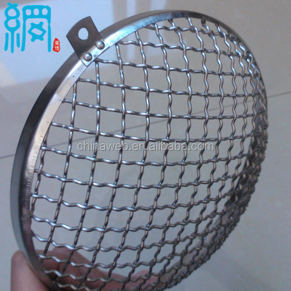 Wire Mesh Headlight Covers