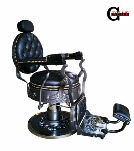 GREAT wholesale high quality heavy duty retro vintage barber chair