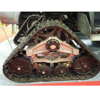 China Huamaoji Vehicle Rubber Track Conversion System