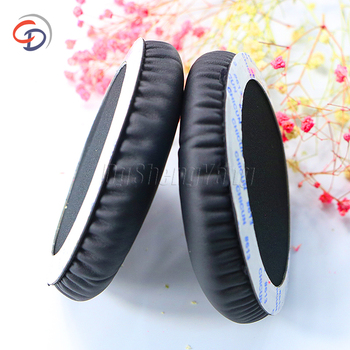 Top Quality famous brand class A protein leather ear pads cushion for V2 Headset