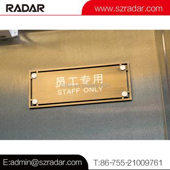 Apartment Room Hotel Door Numbers Custom Door Numbers/golden Brass Room  Number Sign Board - Buy Metal Door Number,Apartment Room Hotel Door Numbers  ...