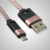 High Quality Factory Price Data Cable Flat Noodle Nylon Braided Usb Cable Charger for iphone