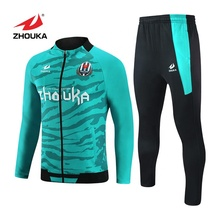a95193628a23 Custom high quality womens tracksuits Best price men green and marine blue joggers  track suit