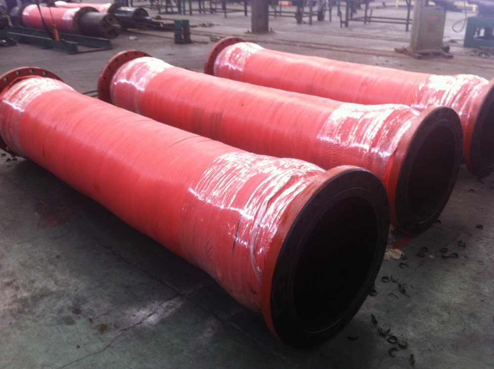 Flexible Corrugated Rubber Hose