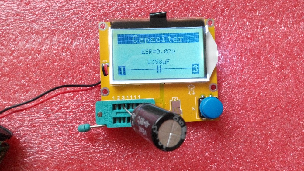 livraison gratuite 2014 date transistor tester condensateur esr inductance r sistance compteur. Black Bedroom Furniture Sets. Home Design Ideas