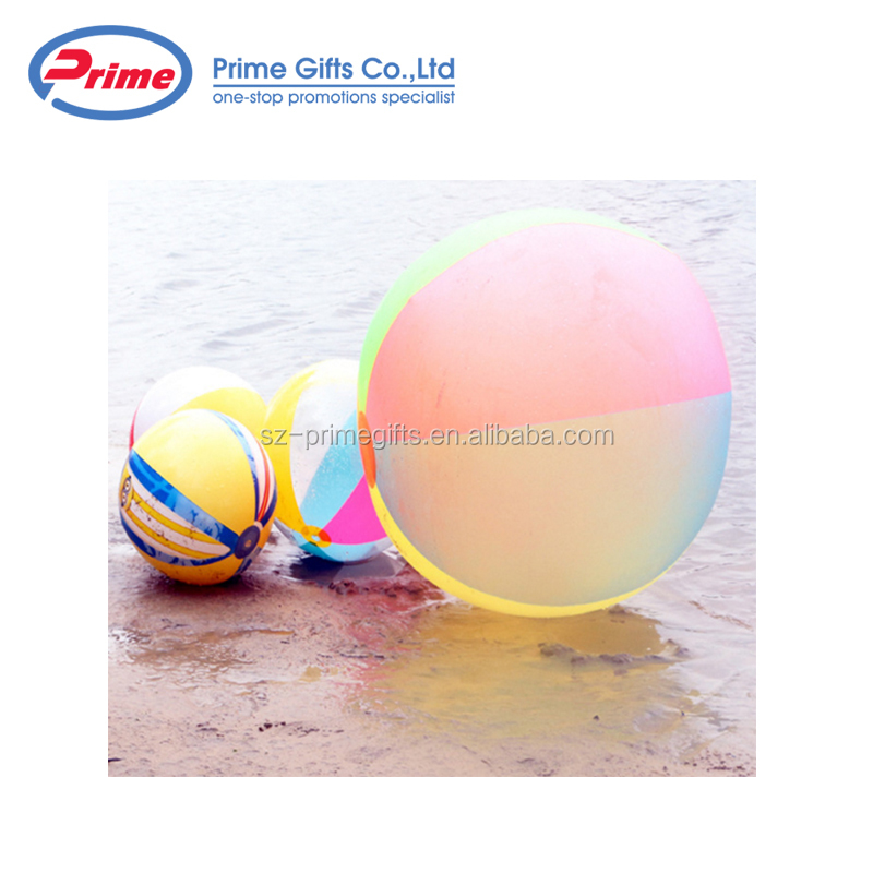 2018 High Quality Free Sample Inflatable Giant Beach Ball for Sale