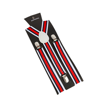 Factory Sale Clip-on Adjustable Y-back Suspenders Girls Adjustable Elastic Braces
