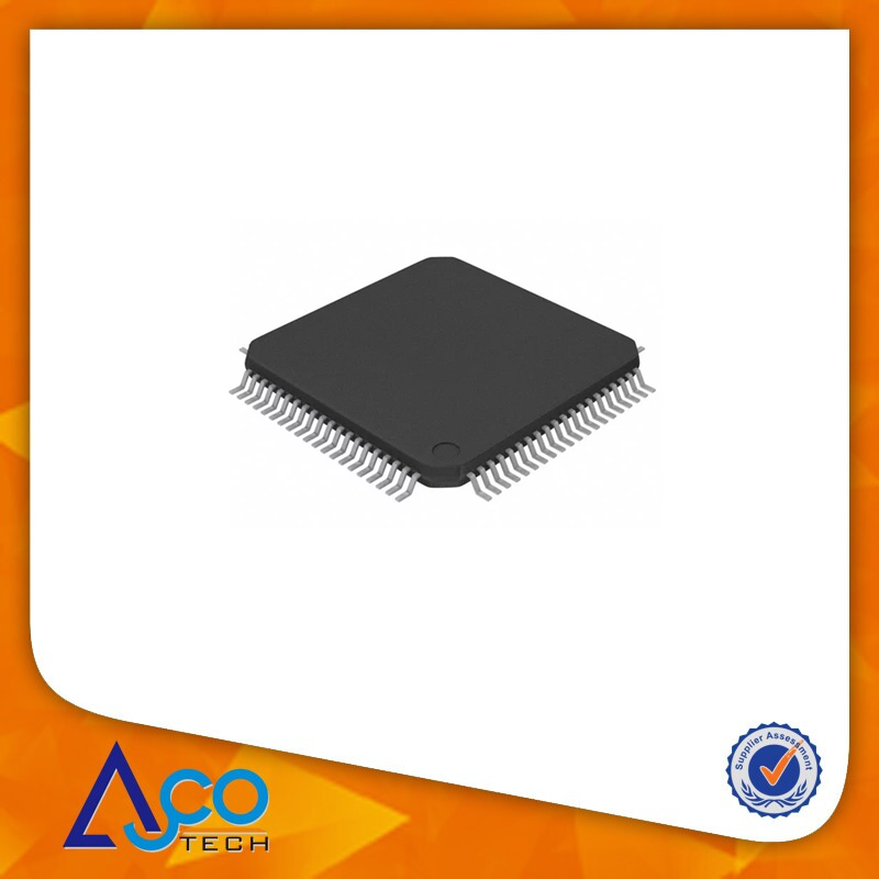 The best offer MCU DSPIC30F6014A-30I/PT for Microcontroller IC FLASH 80-TQFP (12x12)
