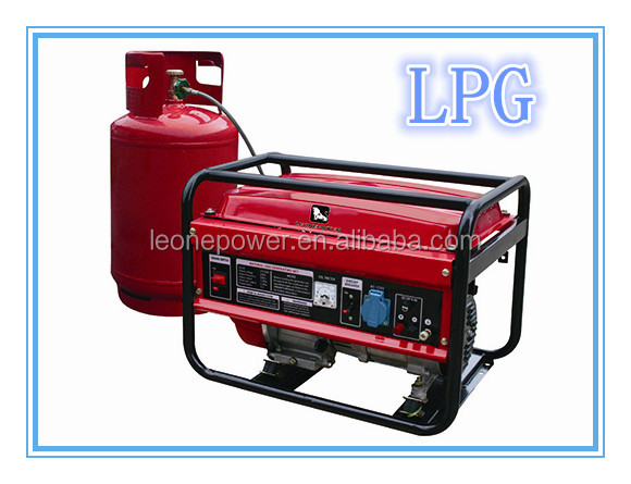 Best price! LPG 5kw Gas Generator