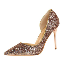 new Chinese fancy sexy fashion stiletto ladies high heel shoes