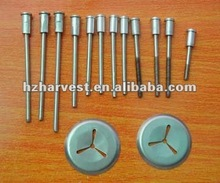 bi metal pin insulation pin insulation nail marine parts fixing nail pin