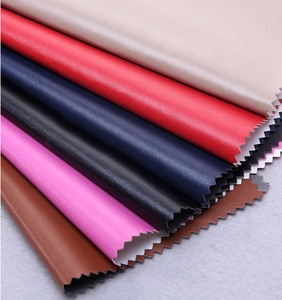 Wholesale price nonwoven PU lining for shoes,bags,notebook