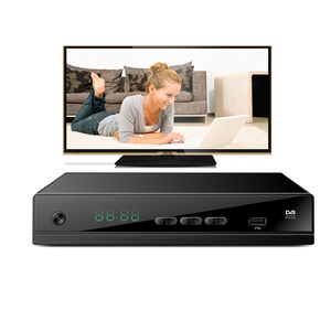 Full HD Digital Satellite TV Receiver Tiger DVB S2 FTA Receiver