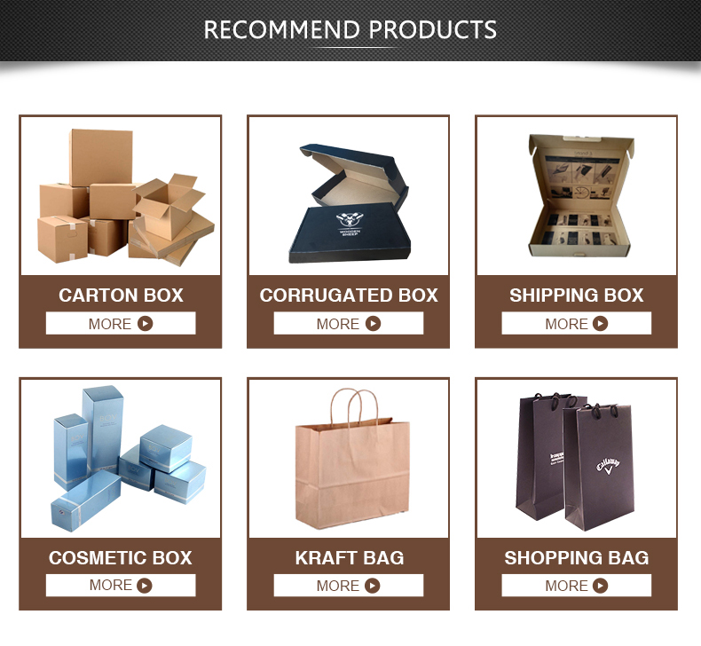 Custom logo Black matte laminated promotion shopping paper bag