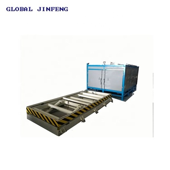 JFE-1325 EVA film glass laminating machine