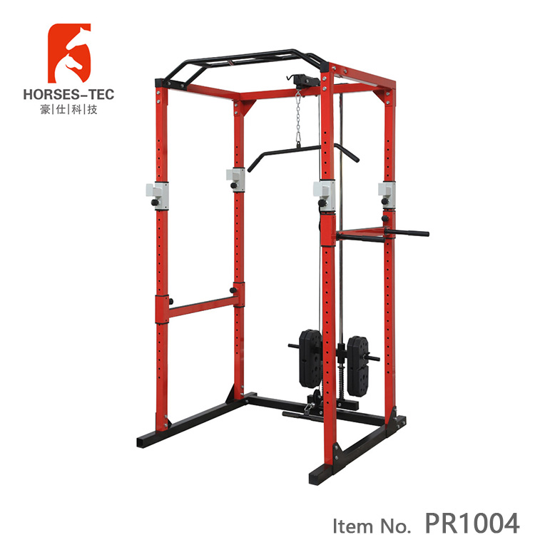 Commerciële Heavy Duty Fitness Multi Power Rack Gym Apparatuur