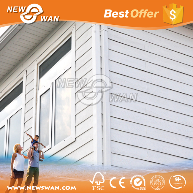 Waterproof Cement Wall Covering Fiber Sheet Board For Exterior