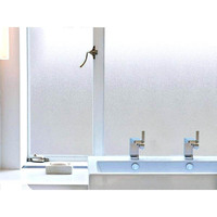 whole sale price bathroom decoration 3M frosted glass film sticker 0.92*50 per roll