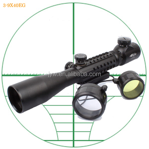 3-9X40EG reticle First focal Plane waterproof riflescope
