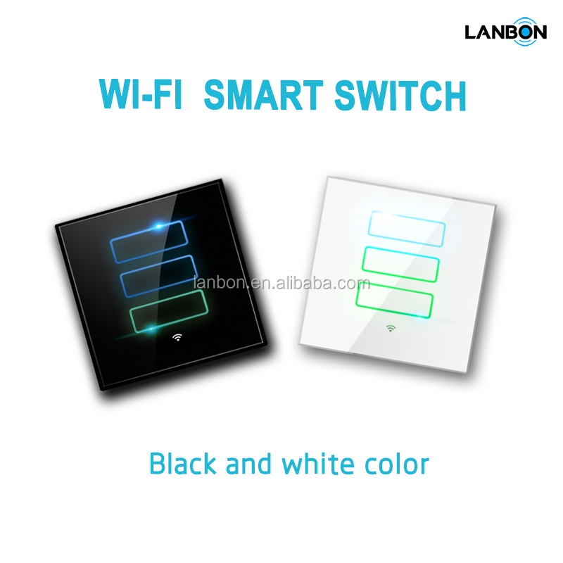 WIFI app control smart home system, smart home automation, easy install for home use